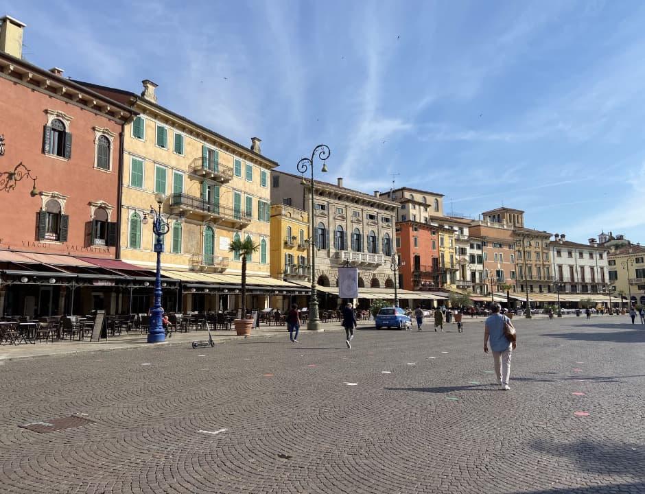 Plaza Bra, Verona